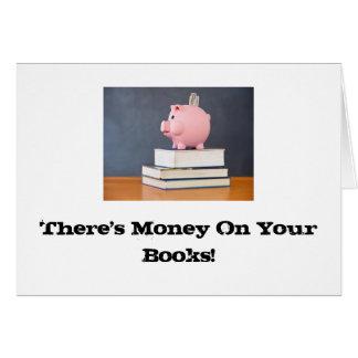あなたの本のお金! カード