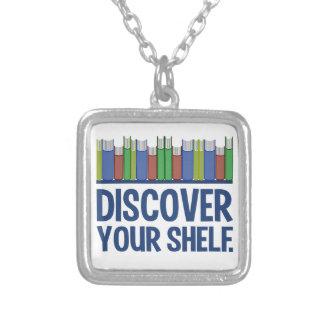 あなたの棚のネックレスを発見して下さい シルバープレートネックレス