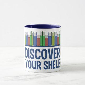 あなたの棚のマグを発見して下さい-スタイル及び色を選んで下さい マグカップ