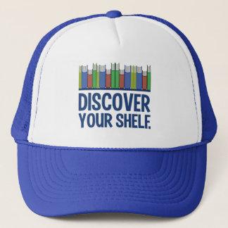 あなたの棚の帽子を発見して下さい-色を選んで下さい キャップ