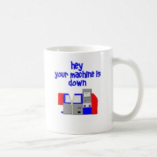 あなたの機械 コーヒーマグカップ