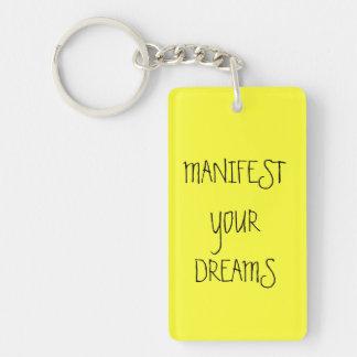 あなたの欲求Keychainを明示して下さい キーホルダー