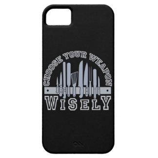 あなたの武器のカスタムなiPhone 5の穹窖を選んで下さい iPhone SE/5/5s ケース