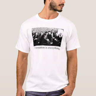 あなたの歴史を知って下さい: それらは第1でした Tシャツ