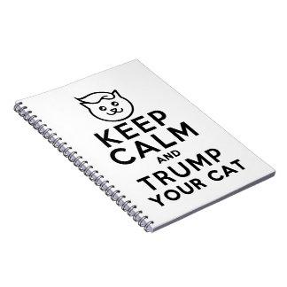 あなたの猫を切札で取って下さい- Iは持っていますWite Hausをできますか。 ノートブック