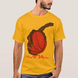 あなたの球 Tシャツ