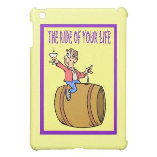 あなたの生命の乗車! iPad MINIケース