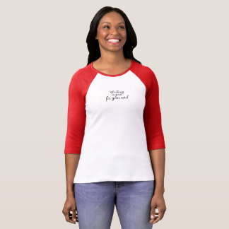 あなたの精神のためによい歩くT-Shirt~ Tシャツ