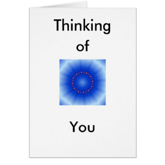 あなたの考えること カード