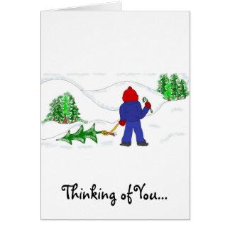 あなたの考えること… カード