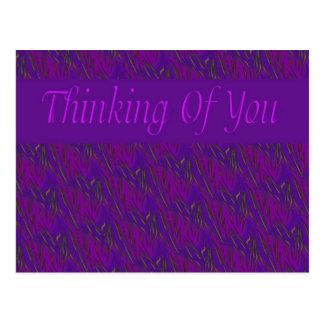 あなたの考えること ポストカード