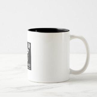 あなたの自身のLAFのマグ! ツートーンマグカップ
