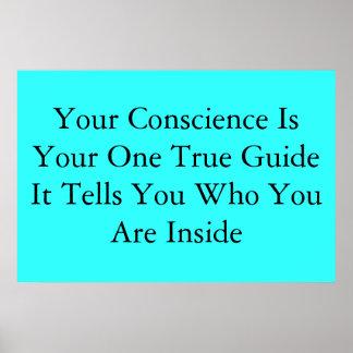 あなたの良心 ポスター