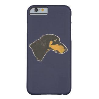 あなたの装置のためのドーベルマン犬の例 BARELY THERE iPhone 6 ケース