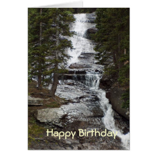 あなたの誕生日を祝って グリーティングカード