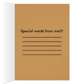 あなたの誕生日 カード