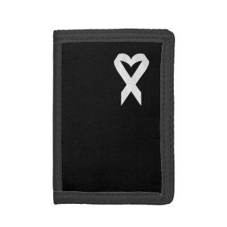 あなたの財布-白いリボン- CancerAwareness