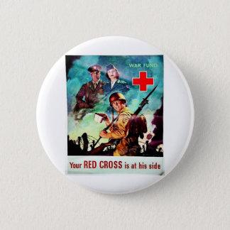 あなたの赤十字 5.7CM 丸型バッジ
