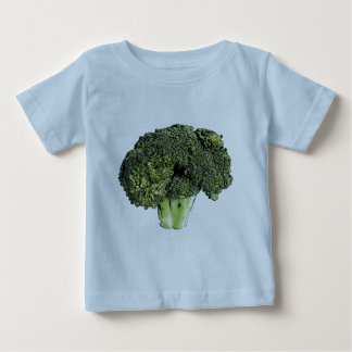 あなたの野菜のブロッコリーインクスケッチを食べて下さい ベビーTシャツ