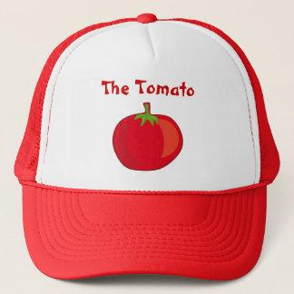 あなたの野菜をトマトの庭師の帽子食べて下さい キャップ