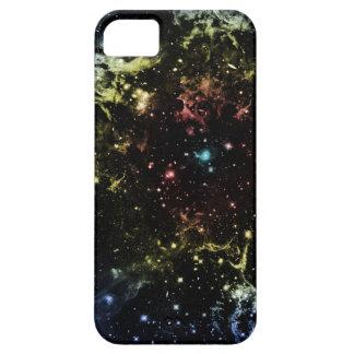 あなたの電話のための宇宙の背景 iPhone SE/5/5s ケース