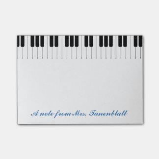 あなたの音楽の先生からのノート ポストイット