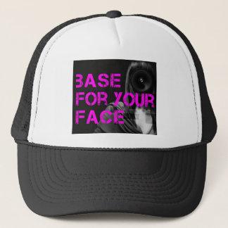 あなたの顔のための基盤 キャップ