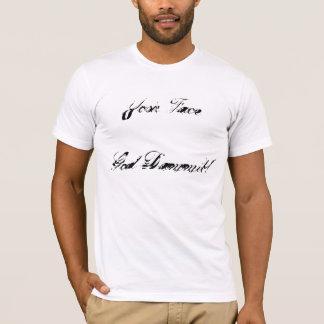 あなたの顔 Tシャツ