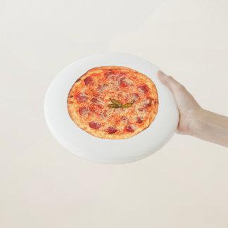 あなたの食糧が付いているノベルティピザ演劇 Wham-Oフリスビー
