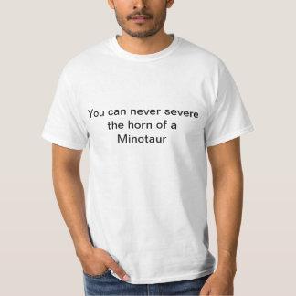 あなたの高度の引用文- Minotaur Tシャツ