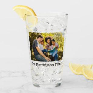 あなたの2つの写真及び一流のカスタ タンブラーグラス