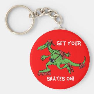 あなたの、スケート得て下さい! | Keychain キーホルダー