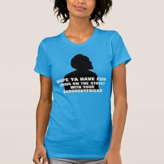 あなたのBoooooyfriendを使って Tシャツ