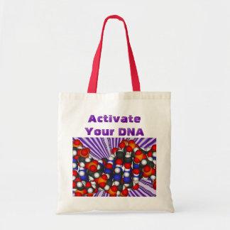 あなたのDNAのバッグを活動化させて下さい トートバッグ