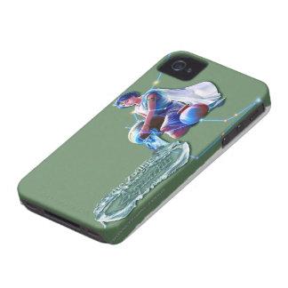 あなたのiPhone 4のためのアクエリアスの(占星術の)十二宮図 Case-Mate iPhone 4 ケース