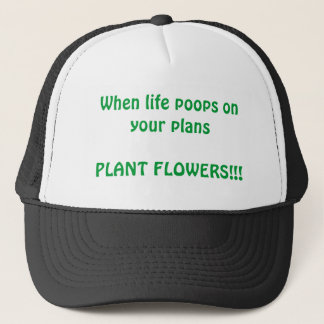 あなたのplansPLANTの生命ウンチが!開花する時!! キャップ