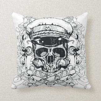 あなたのSkull Cushionの上大尉 クッション