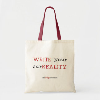 あなたのsurREALITY -トートバック--を書いて下さい トートバッグ
