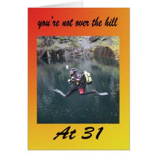 あなたはない第31の丘に カード