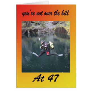 あなたはない47の丘に カード