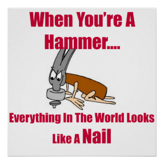 あなたはハンマー…時 ポスター