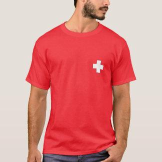 あなたは傷つかないパトロールは-起き、スキーをします(新しい) Tシャツ