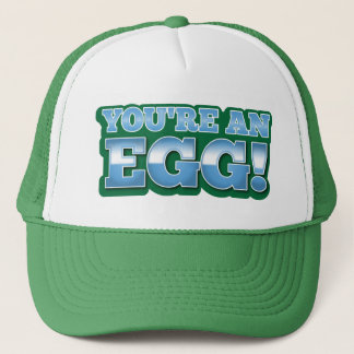 あなたは卵!  素晴らしいキーウィの発言 キャップ