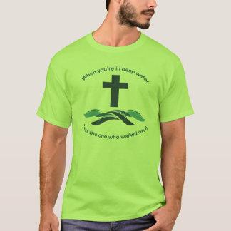 あなたは深海の信頼で歩いた人時 Tシャツ