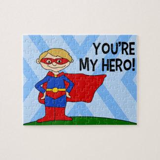 あなたは私の英雄 ジグソーパズル