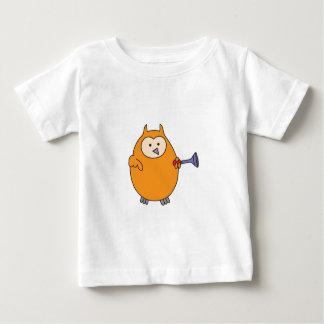 あなたはHootieのフクロウ警笛を鳴らして下さい ベビーTシャツ