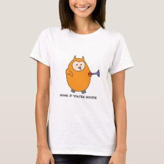 あなたはHootie警笛を鳴らして下さい Tシャツ