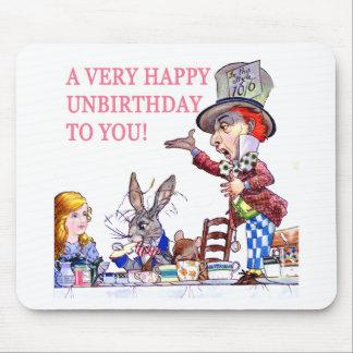 あなたへの非常に幸せなUnbirthday! マウスパッド