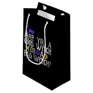 あなたよい魔法使いまたは悪い魔法使いはあります スモールペーパーバッグ