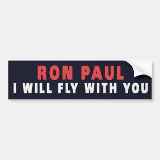 あなたを持つロン・ポール バンパーステッカー